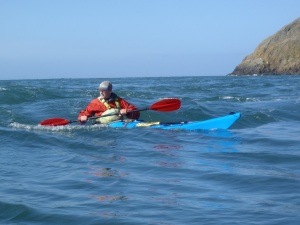 Welcome to Sea Kayaking Wales!