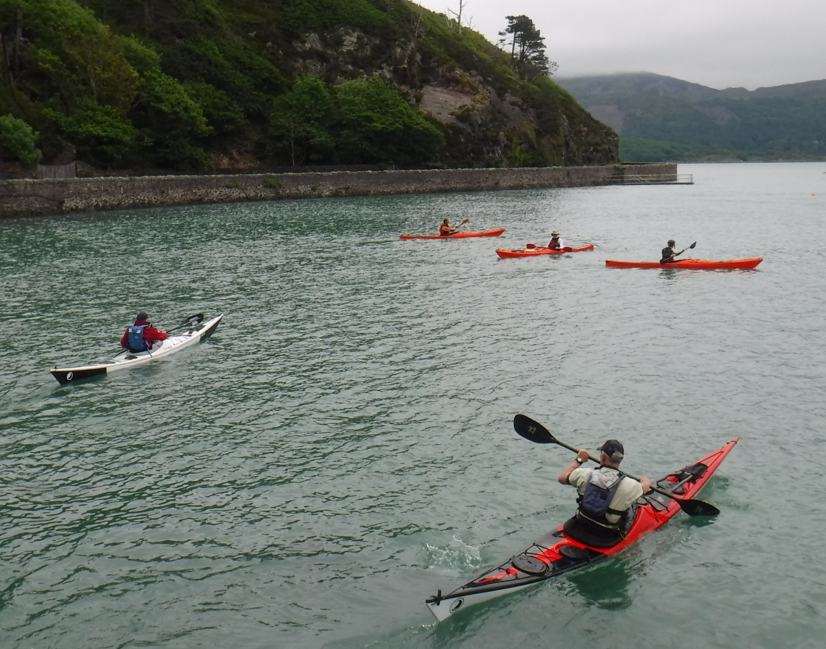 The New Streamlined Journey to Becoming a British Canoeing Sea Kayak Coach