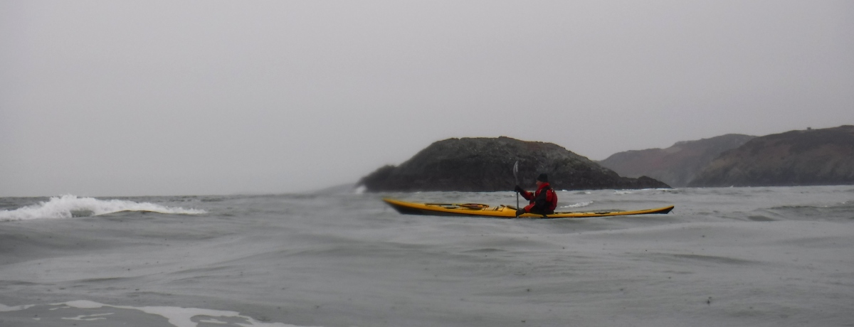 Bull Bay trip via Cemaes Bay and Middle Mouse, 13 Jan 2018
